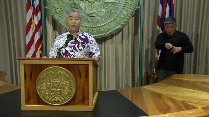 Governor David Ige's intent to veto list spurring relief for some and outrage for others.