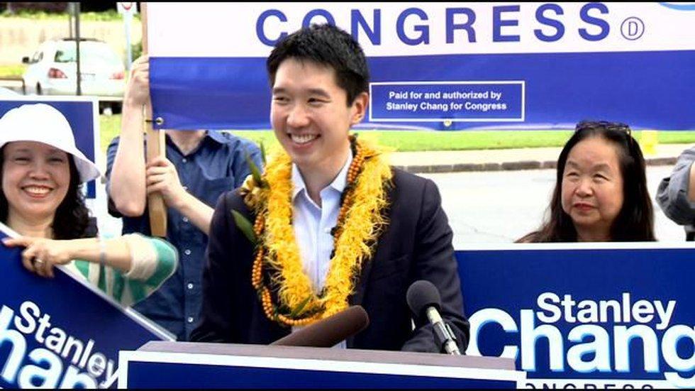 Councilman Stanley Chang