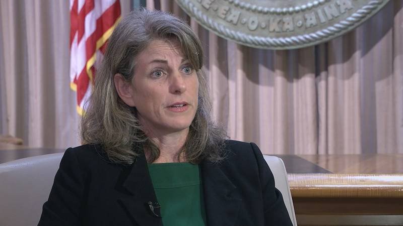 Clare Connors has been tapped to serve as Hawaii's U.S. attorney.