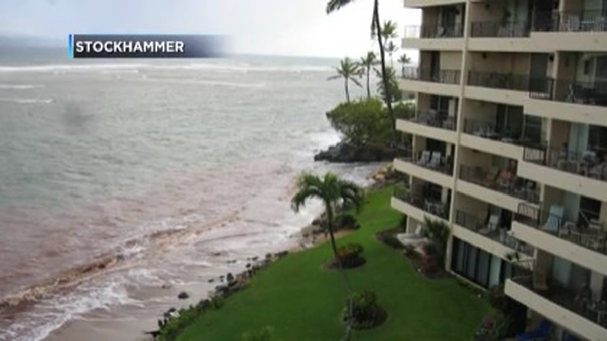 Nine condominiums at Kahana Bay on Maui are teaming up to battle extreme erosion by funding an...