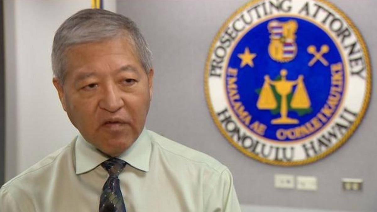 Keith Kaneshiro. (Image: Hawaii News Now)
