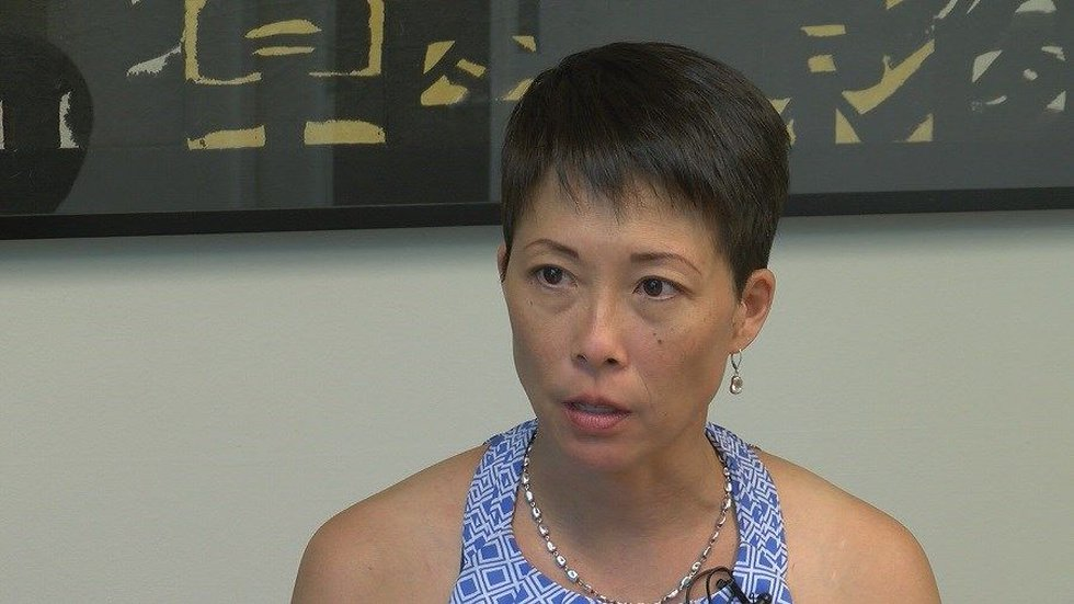 Rachael Wong filed a complaint about Souki last fall (Image: Hawaii News Now/file)