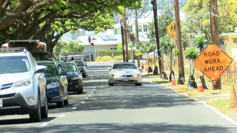 """Traffic flow is now """"yield movement, which residents are calling a nightmare."""