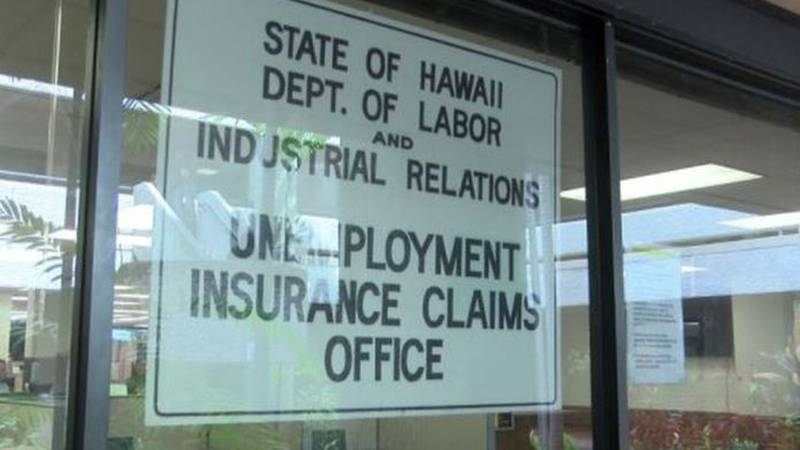 State of Hawaii, Honolulu unemployment office