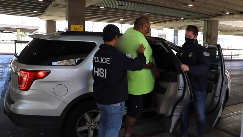 HSI arrest Lyle Cummings