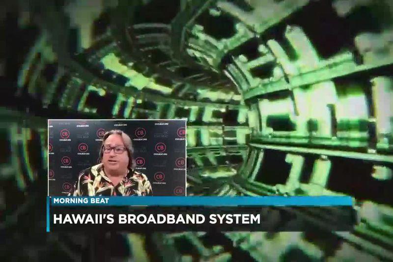 Improving broadband infrastructure in Hawaii