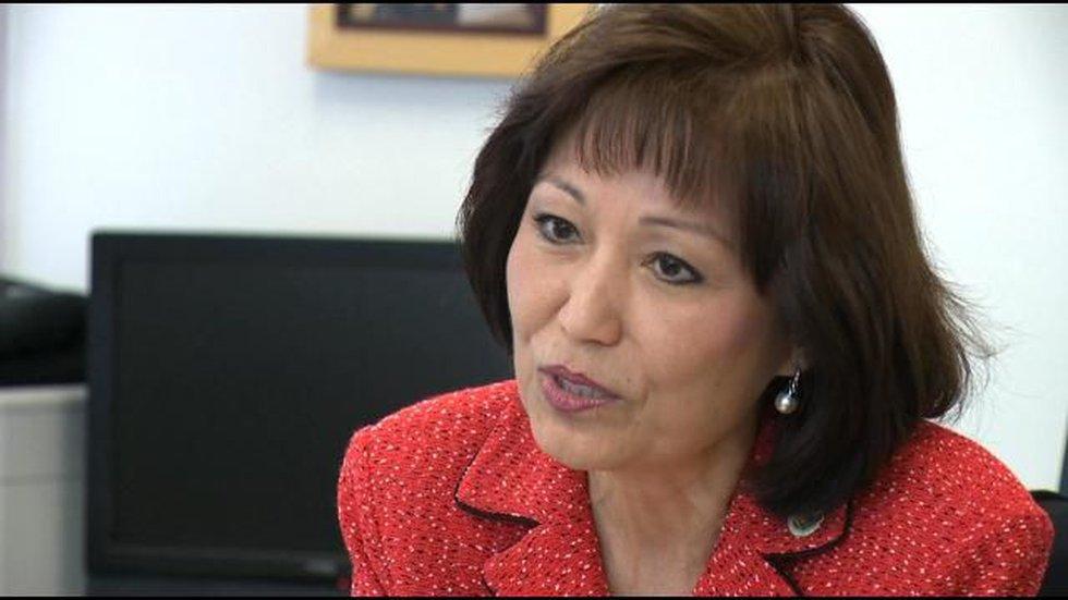 State Senate President Donna Kim