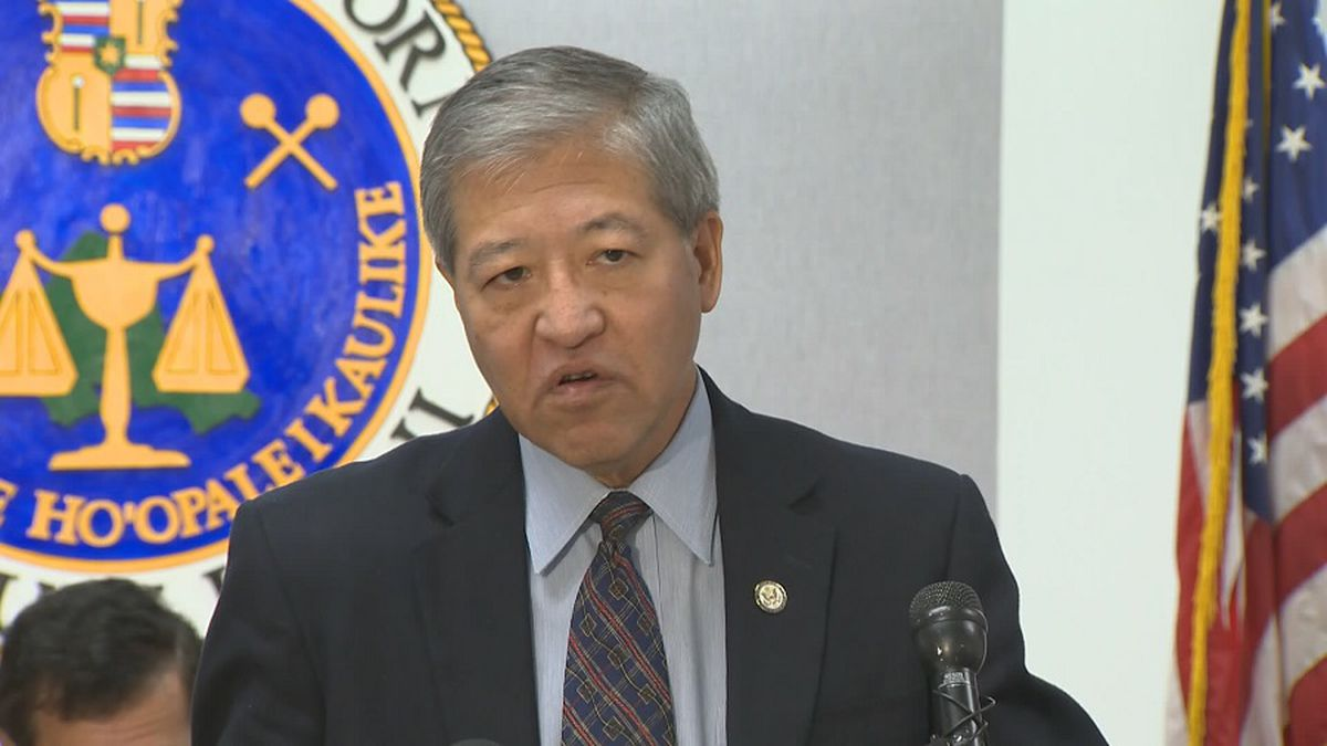 A court hearing will be held on Thursday for efforts to impeach Keith Kaneshiro (Image: Hawaii...