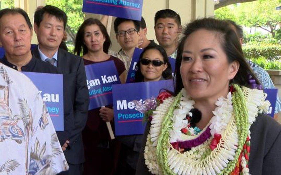 Race for Honolulu Prosecutor