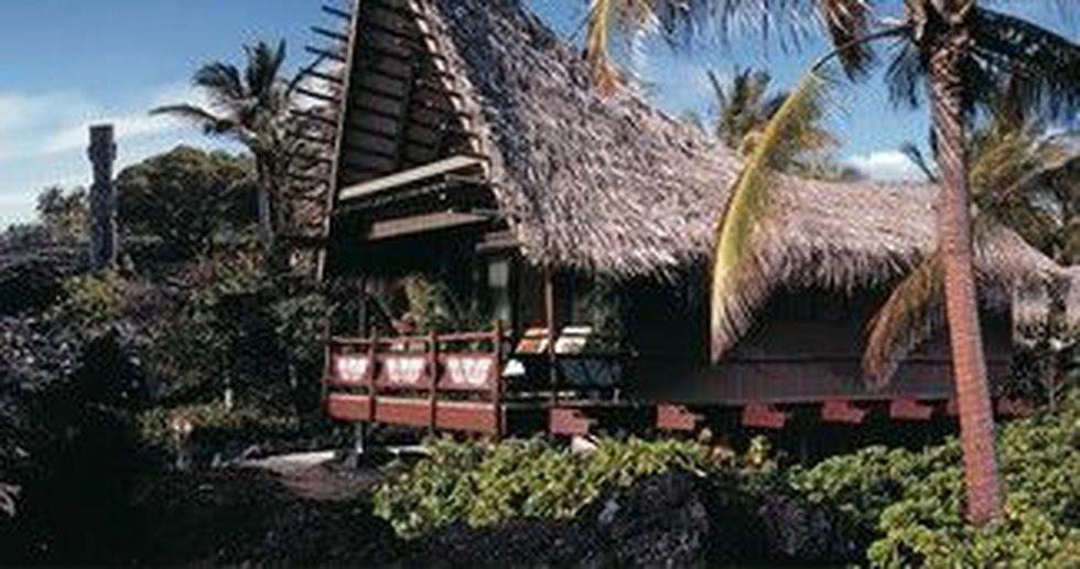 Before the tsunami. Photo courtesy http://www.konavillage.com - Kona Village Resort, Kona,...