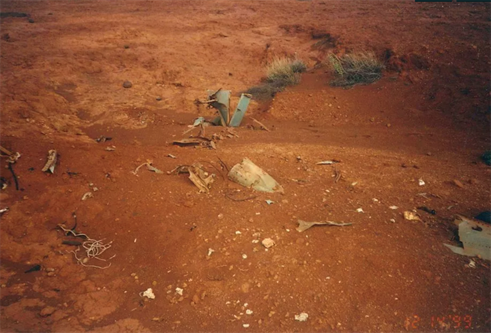 When the military transferred Kaho'olawe back to the state, the island was littered with tons...