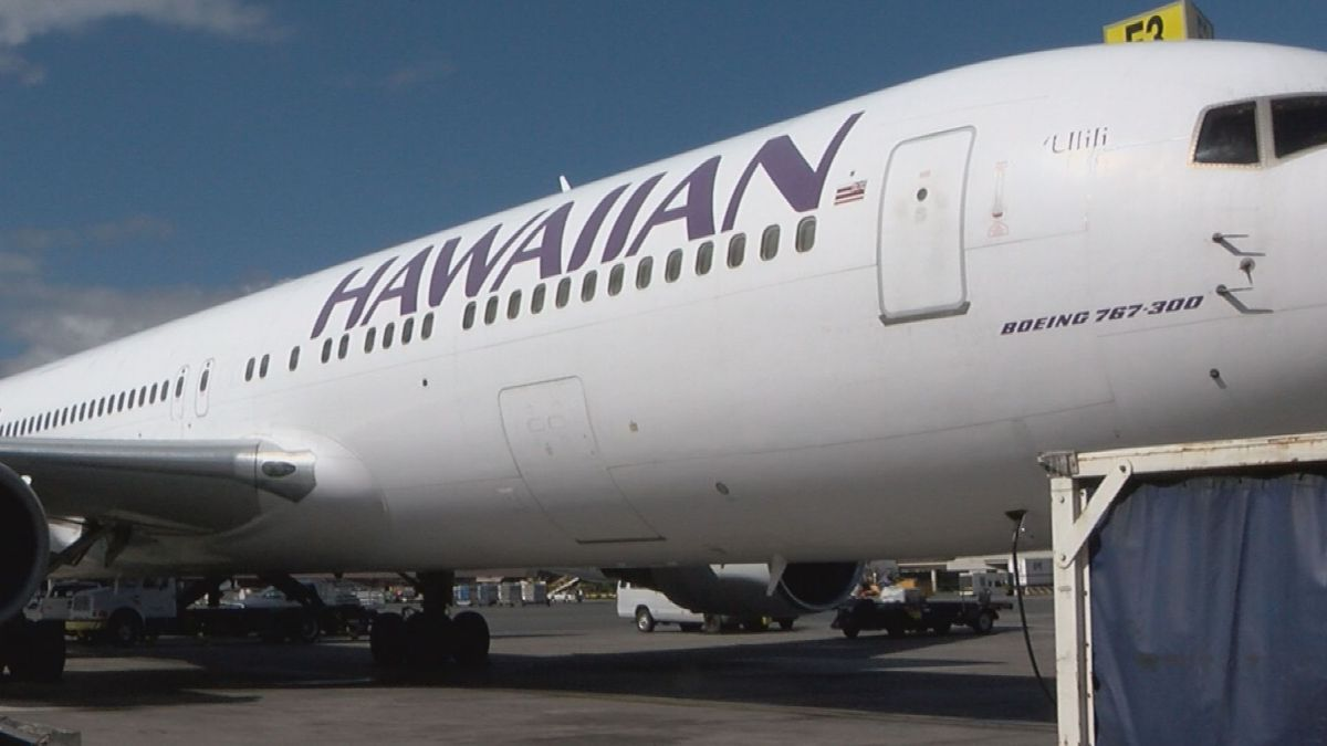 The final Boeing 767 aircraft still flying in the Hawaiian Airlines fleet was retired from...