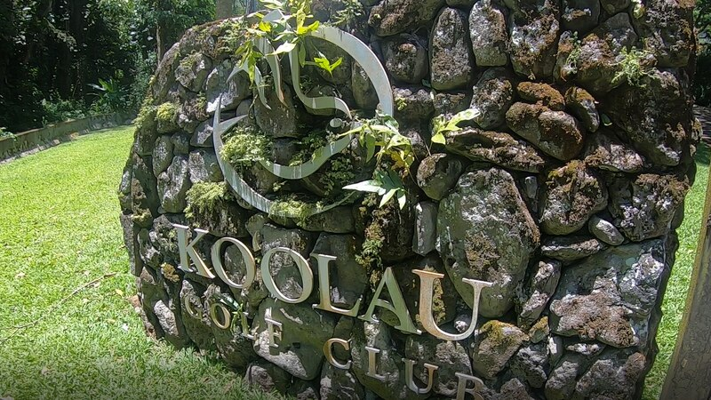 Kevin Ralbovsky has operated his golf academy out of the Koolau Golf Club for nearly 20 years.