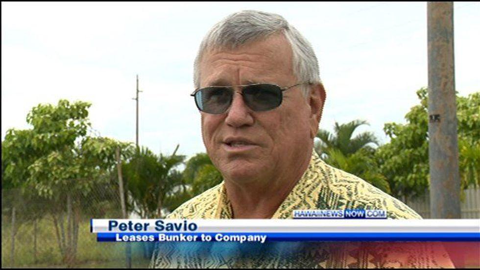 Peter Savio