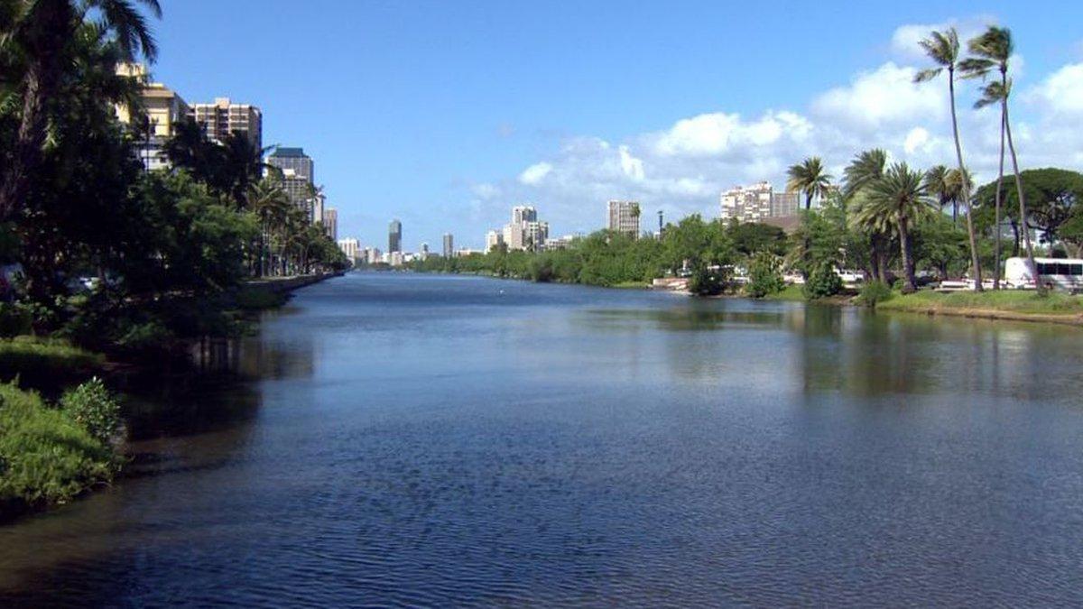 Drivers in Waikiki may experience traffic because the makai lane of Ala Wai Blvd. will be...