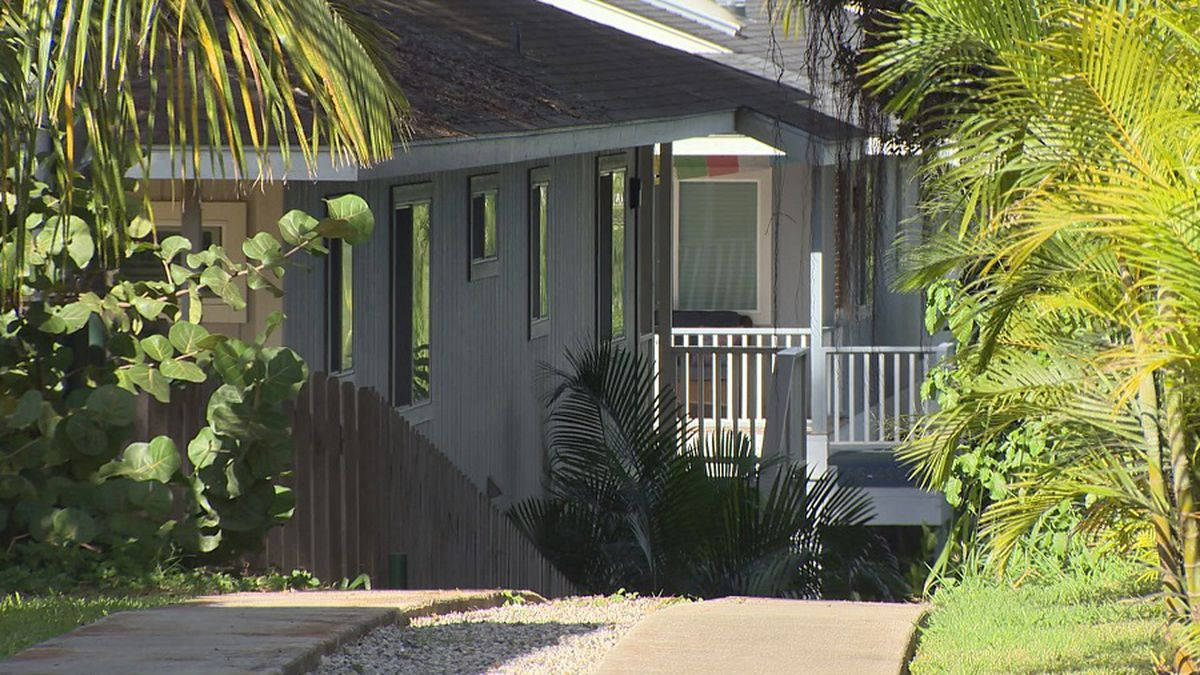 File photo of a vacation rental in Hawaii.