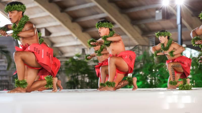 Kawaiʻulaokalā - Kāne. Photographer: Cody Yamaguchi.