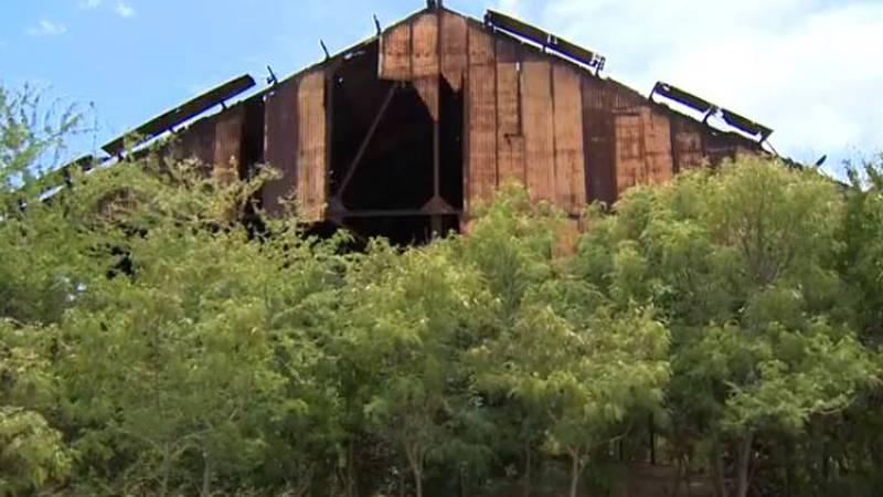 The EPA ha sued over pesticide dumping in Waipio.