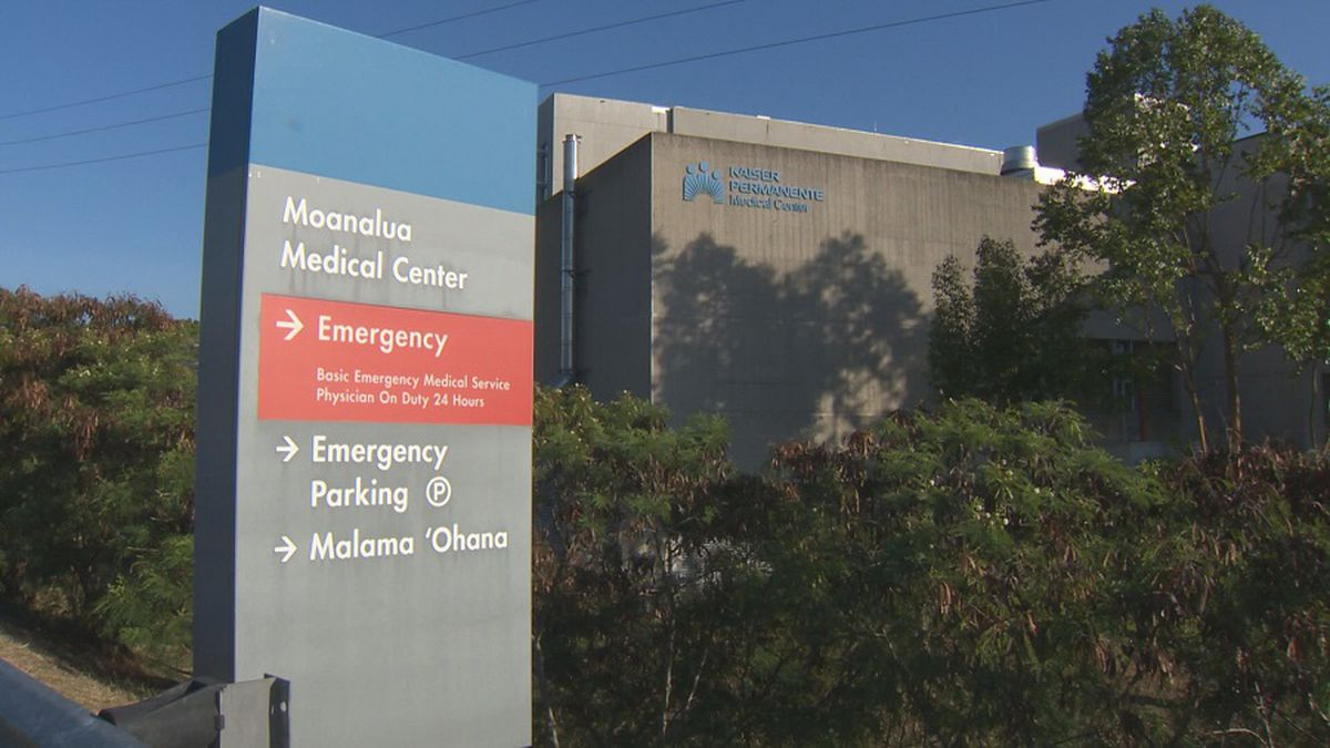 Kaiser Permanente's Moanalua Medical Center is reinstating visitor restrictions as COVID-19...