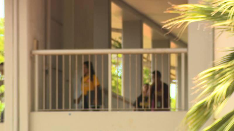 File Image of Hawaii School Campus