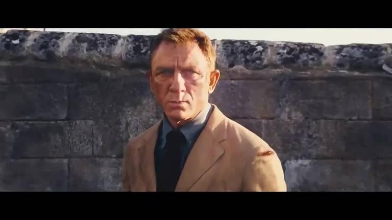 Daniel Craig's final performance as James Bond