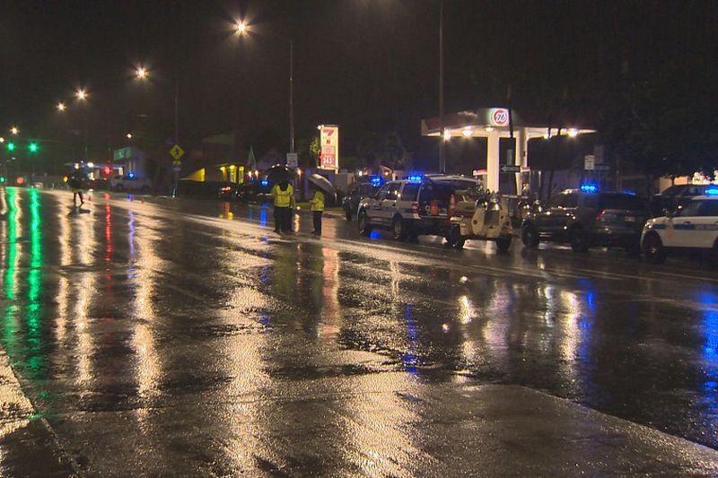 Honolulu police are investigating a fatal pedestrian crash in Wahiawa.