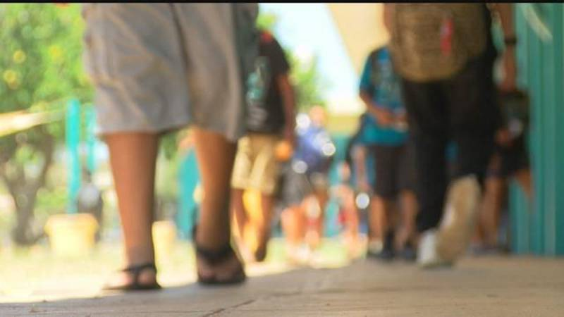 As schools see cases climb, teachers and parents express concern over safety protocols and...