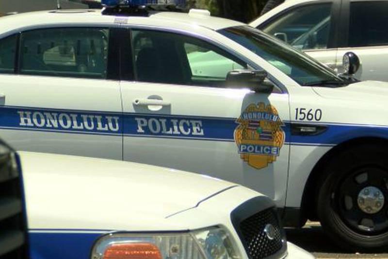 Honolulu Police Department/File
