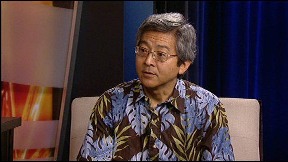 Council Member Breene Harimoto