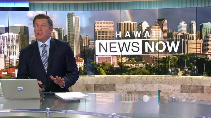 Friday's 5 p.m. Newscast