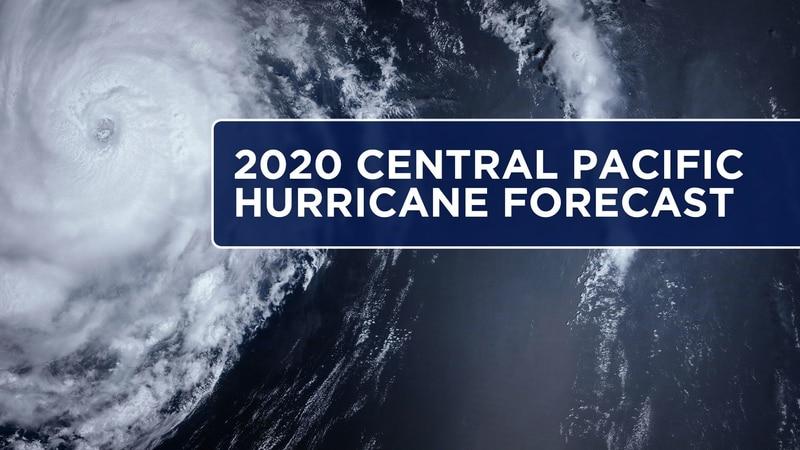 2020 Central Pacific Hurricane Season Forecast