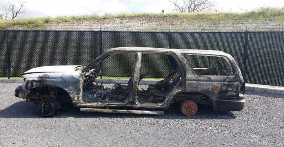 Photo Courtesy: Maui Police Department