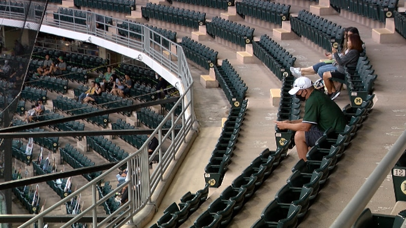 UH Manoa Baseball families and friends return to Les Murakami Stadium to watch the final home...