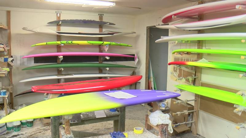 When Glenn Minami shapes a surfboard, every aspect of design and detail receives his full...