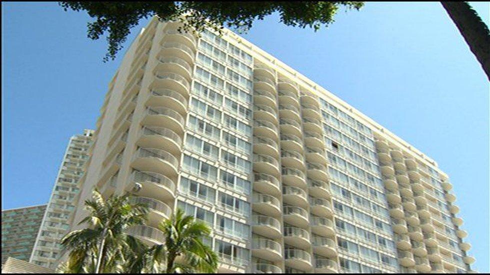 Modern Honolulu hotel (formerly The Edition)