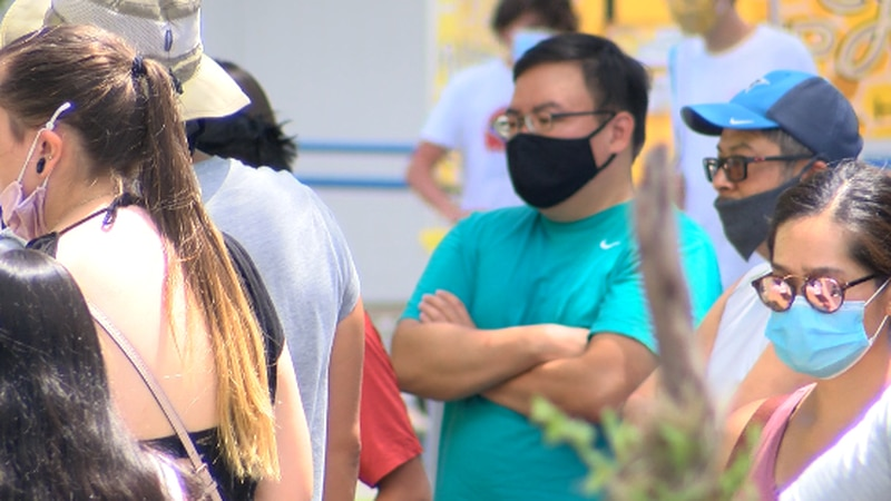 If daily case counts continue on a downward trend, Gov. David Ige said he plans to lift more...