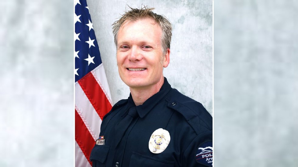 Officer Gordon Beesley was killed in the line of duty.