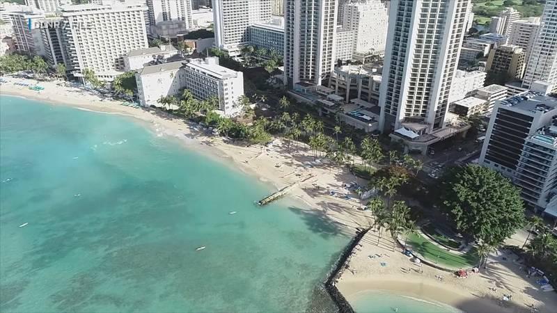 File photo of Waikiki Beach