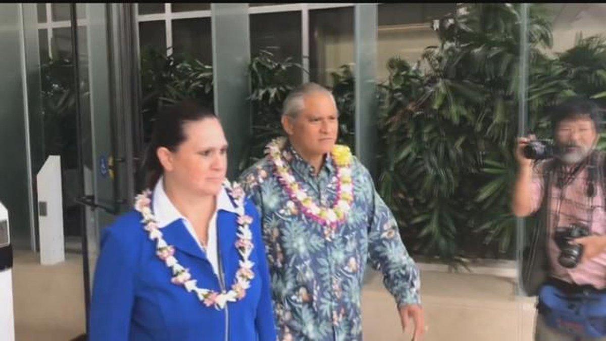 GF Default - US prosecutors seek to disqualify Kealoha attorneys