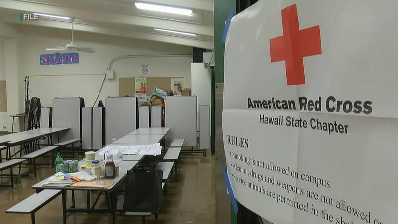 Hawaii Red Cross