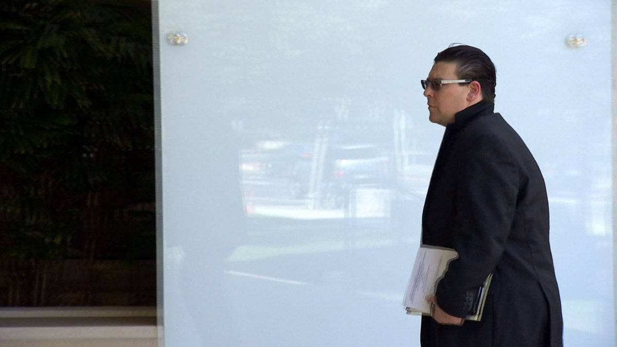 Christopher Woo has been suspended.