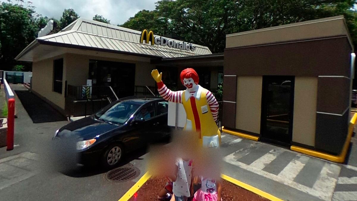 Manoa McDonald's