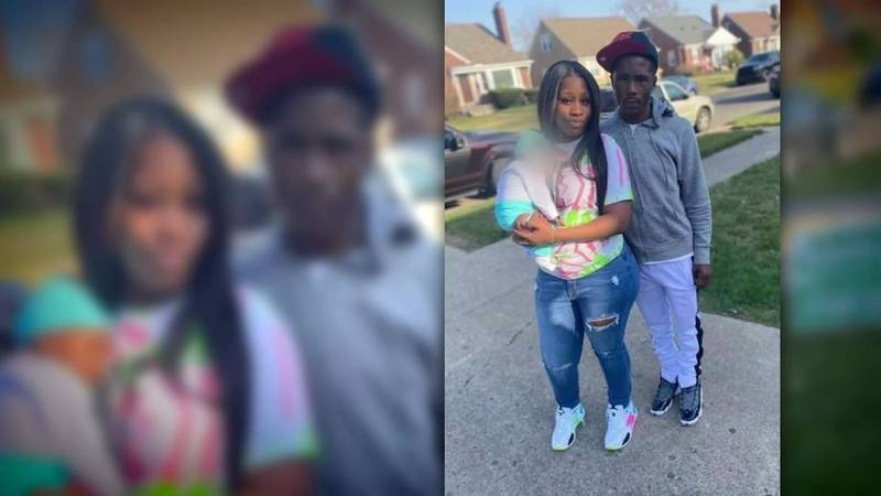 Benson Lindsey, 22, and his girlfriend Marshae Nash were ambushed and fatally shot outside a...