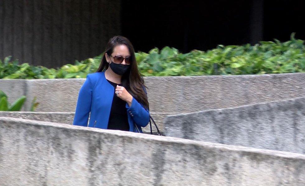 Attorney Sheri Tanaka