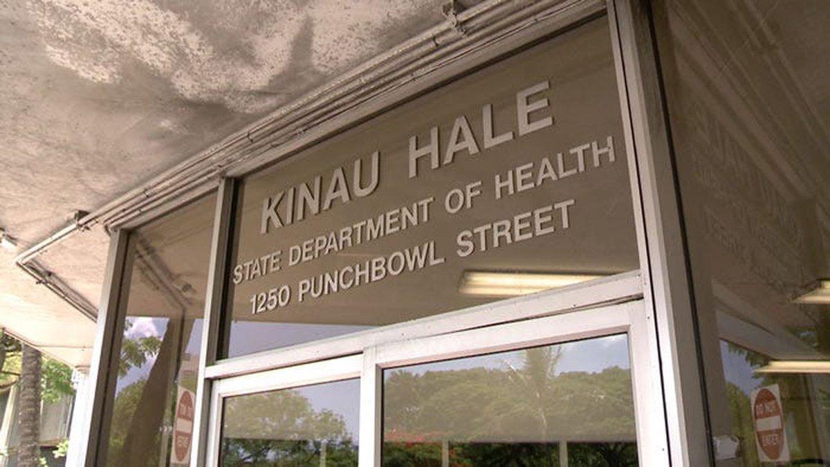 Kinau Hale, Hawaii Department of Health