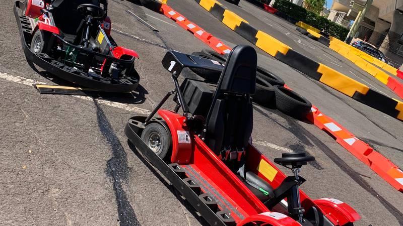 Aloha Stadium is launching a new go-kart track.