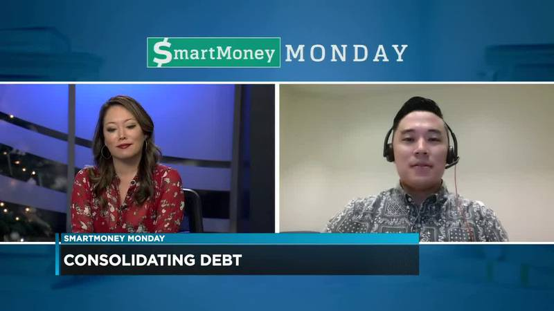 SmartMoney Monday: Consolidating debt, particularly of the high-interest variety