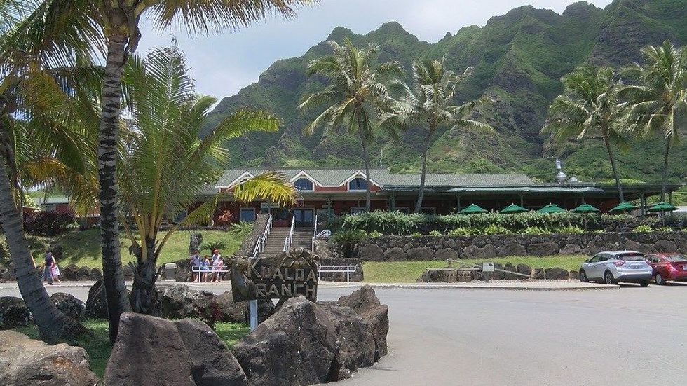 Kualoa Ranch, located in Windward Oahu, has been seeing an increase in visitors over the years...