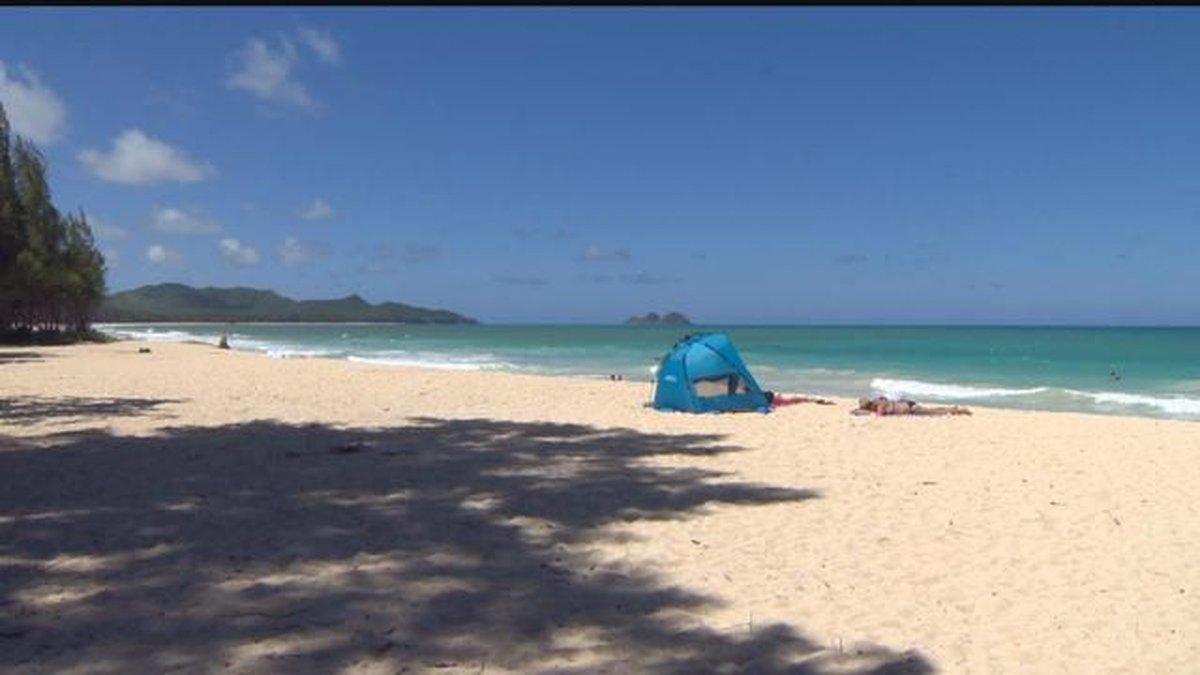 Waimanalo beach / File image