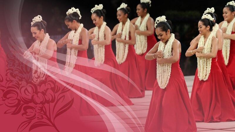 2021 Merrie Monarch Festival Hula Auana
